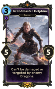 Grandmaster Delphine (Legends)