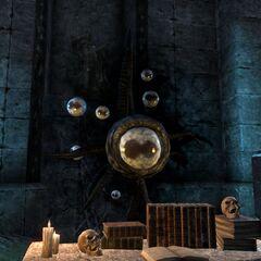 Hermaeus Mora z gry The Elder Scrolls Online