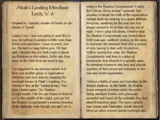 Abah's Landing Merchant Lords, V. 6