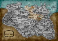 Белый Берег карта