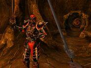 Дремора (Morrowind) - бой 01