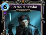 Cicerón el Traidor