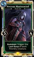 Necrom Mastermind (Legends)