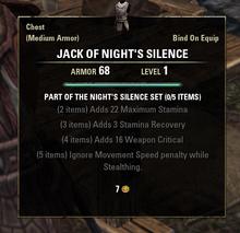 NightSilence