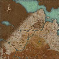 Бег Гигантов (карта)