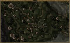 Форт Пелагиад. Карта