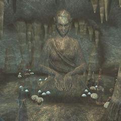 Grota Wcielonych z gry The Elder Scrolls III: Morrowind