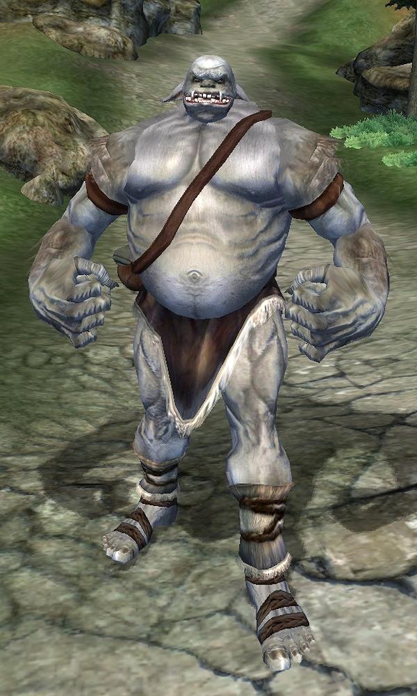 Ogre (Oblivion) | Elder Scrolls | FANDOM powered by Wikia