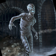 Shriveled Mummy card art