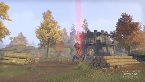 Лесопилка крепости Дрейклоу
