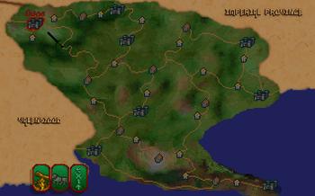 Localización en el mapa