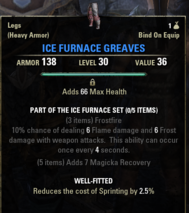 Ice Furnace - Greaves 30