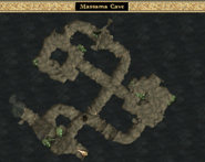 Massama Cave Interior Map Morrowind