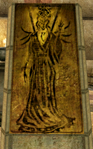 File:Shrine of the Tribunal - Almalexia - Morrowind.png