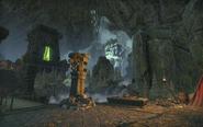 Tsofeer Cavern Altar