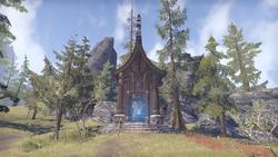 Дорожное святилище заставы Йорунна