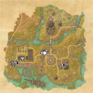Порт Хандинг (план)