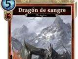 Dragón de sangre (Legends)