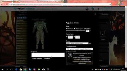Edytowanie The Elder Scrolls Wiki