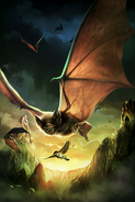 Giant Bat card art
