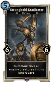 Stronghold Eradicator (Legends)