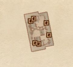 Имперский легион - Рабочие помещения. План