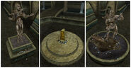 Цветок коды и огненный лепесток (Храм Вивека)