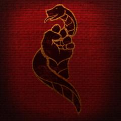 Herb Boethiah ze sztandaru z gry The Elder Scrolls Online