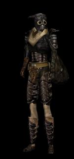Netch-armor