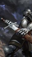 Steel Sword card art