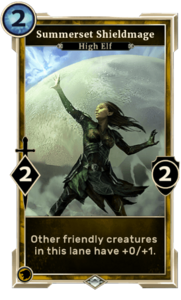 Summerset Shieldmage (Legends)