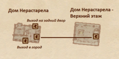 Дом Нерастарела - план