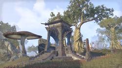 Дорожное святилище Обсидиановой теснины