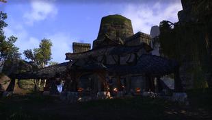 Здание в Крепости Каменного зуба 4