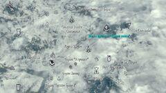 Место Крушения Зимней Войны карта