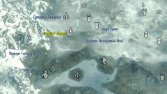 Упавшее дерево - карта