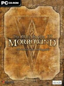 Morrowind cover art