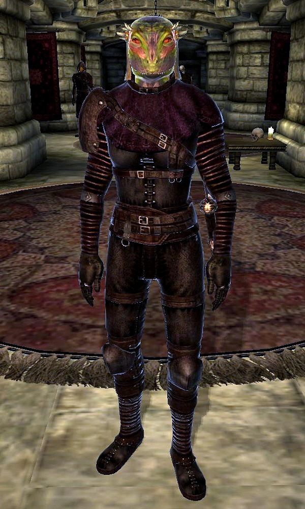 Argonian Oblivion Elder Scrolls Fandom Powered By Wikia
