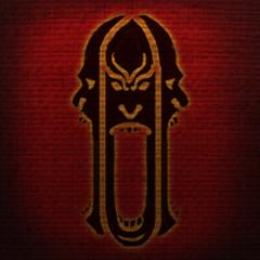 Herb Sheogoratha ze sztandarów z gry The Elder Scrolls Online