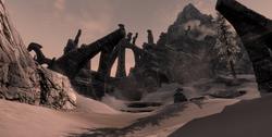 Tumulo delle Cascate Tristi