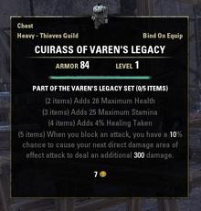 Varen's Legacy