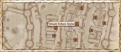 Гильдия бойцов Брумы. Карта