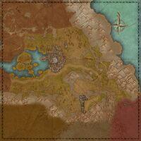 Пиков Дымного Мороза (карта)