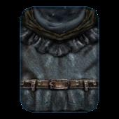 Простая рубашка (Morrowind) 3 сложена