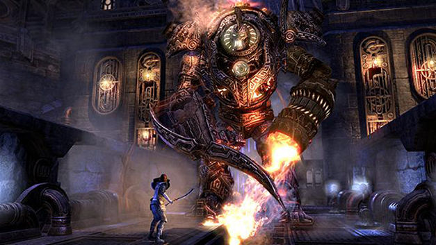 Morrowind Salles de la Fabrication