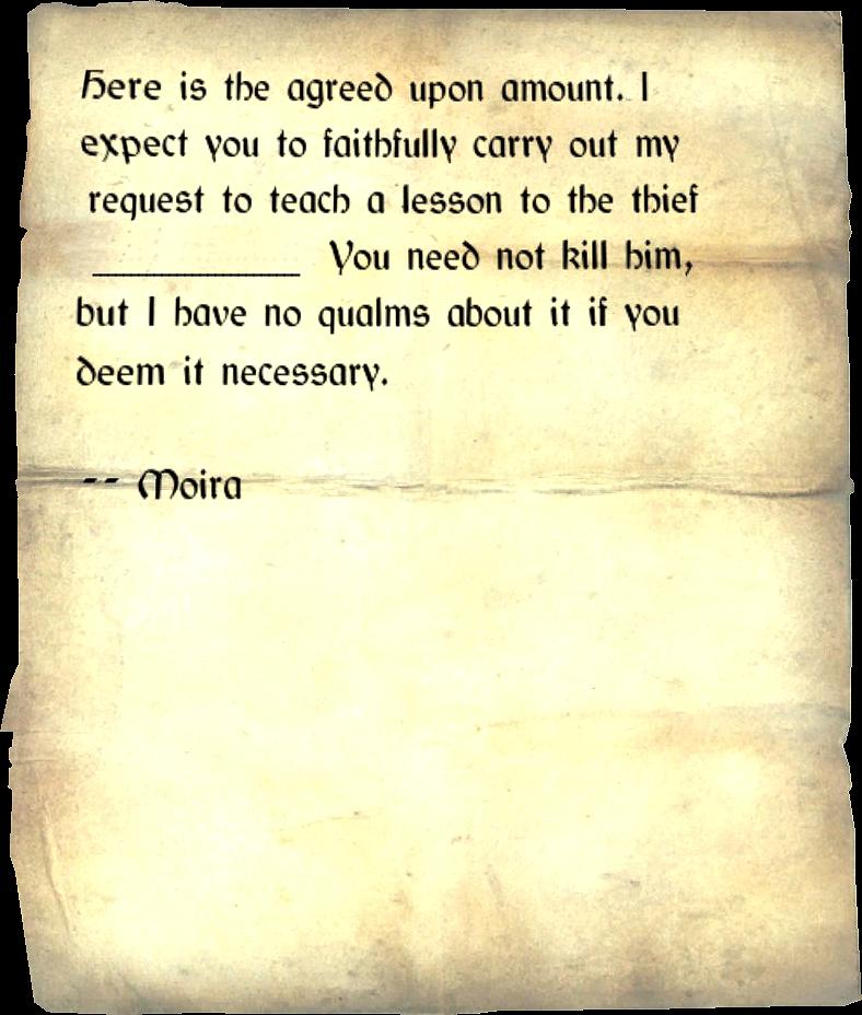 Hired Thug   Elder Scrolls   FANDOM powered by Wikia