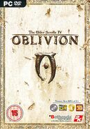 Oblivion PC Cover