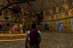 Redguard - Observatory Interior