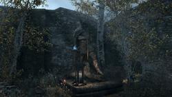 Riften - Shrine of Talos (Skyrim)