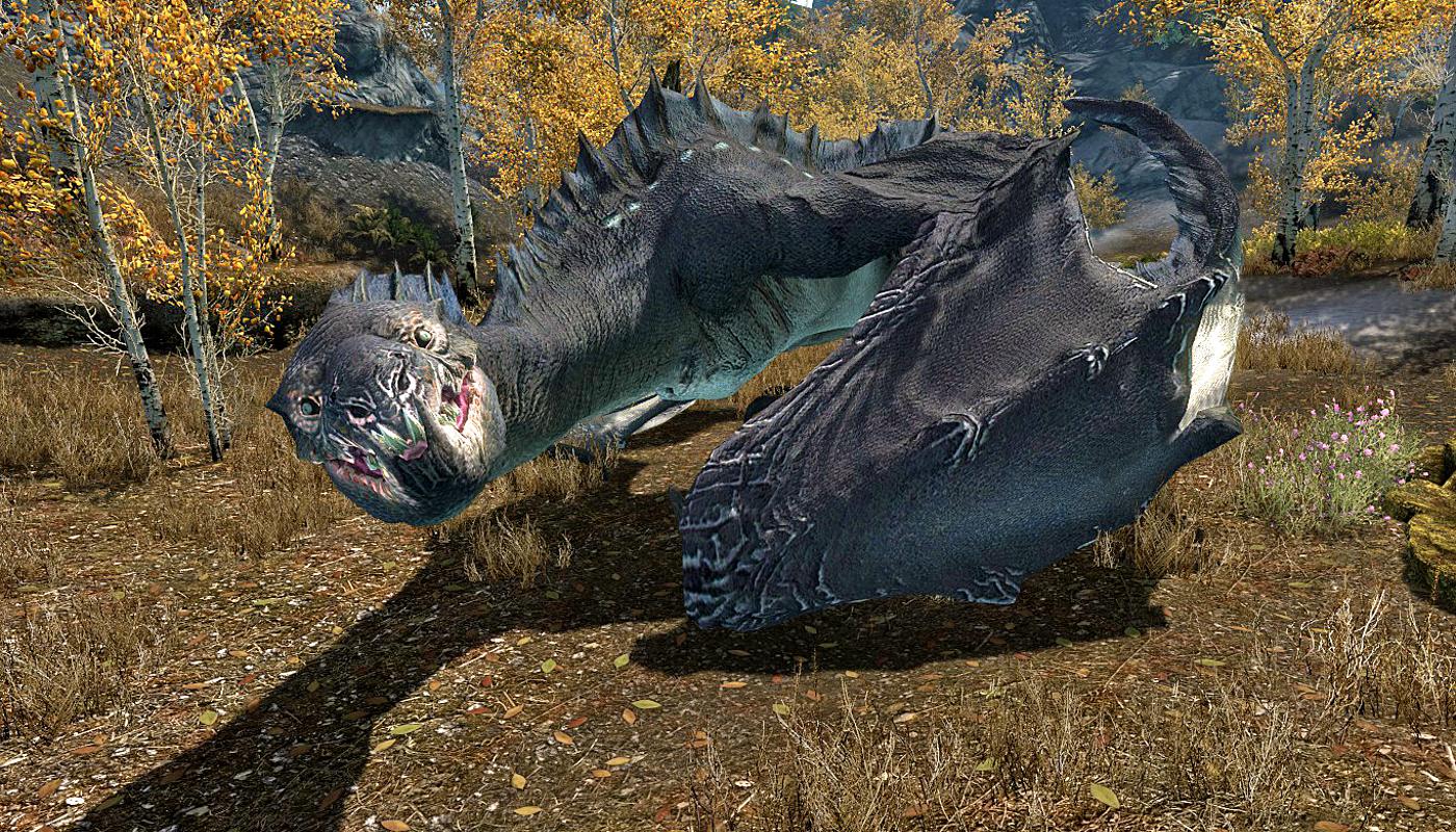 Serpentine Dragon | Elder Scrolls | FANDOM powered by Wikia